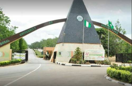 FUNAAB Postgraduate Application Form