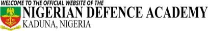 Nigerian Defence Academy Admission List 72 Regular Combatant Course