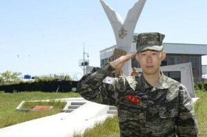 Tottenham's Son Heung-min Enjoyed 'Tough' Military Service