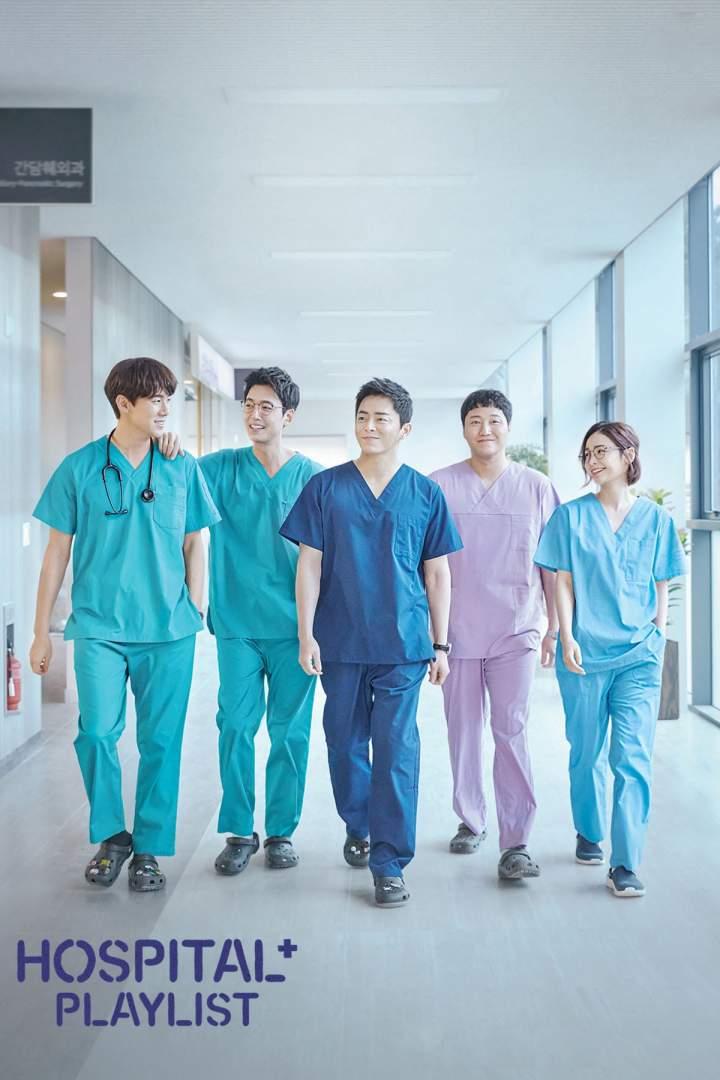 Hospital Playlist  Season 1 Episode 1 – 12 [Korean Series]