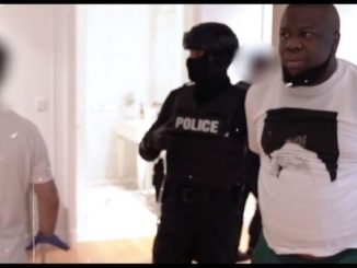 Video Showing How Hushpuppi Was Busted By Dubai Police, Seizes $40.9m Cash From Him