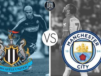 Newcastle United Vs Manchester City