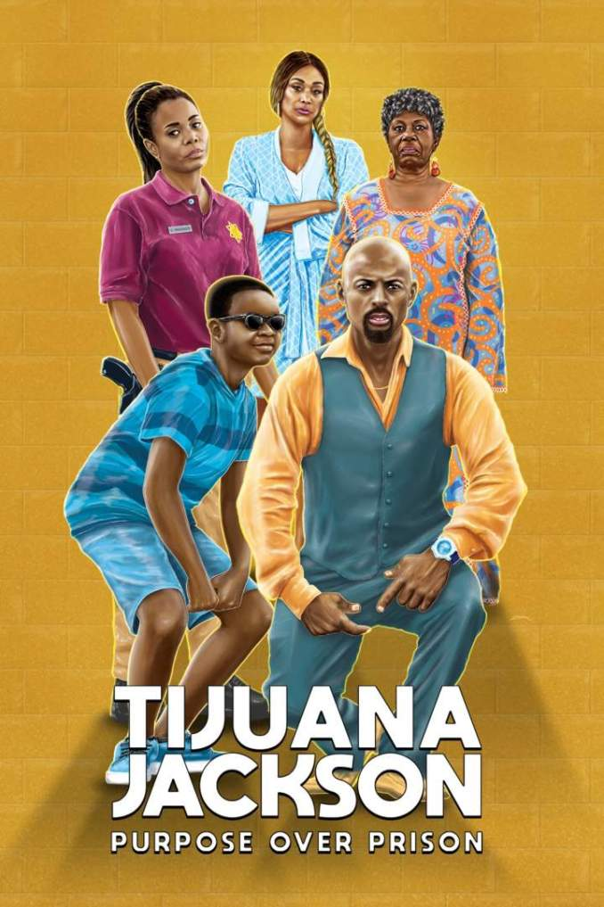 Tijuana Jackson: Purpose Over Prison (2020) mp4