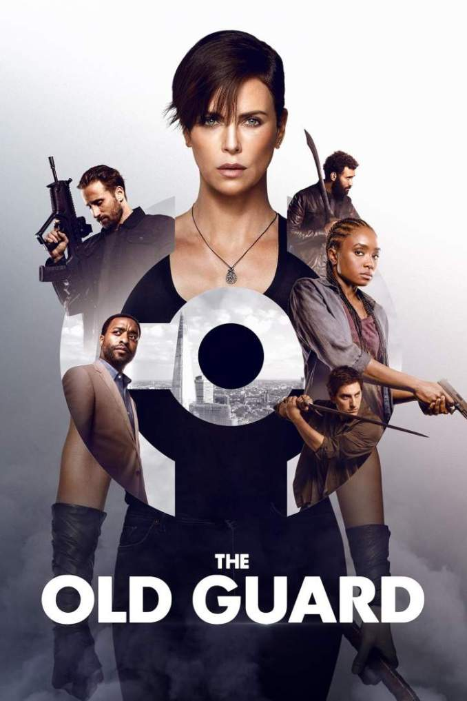 The Old Guard (2020) mp4 download