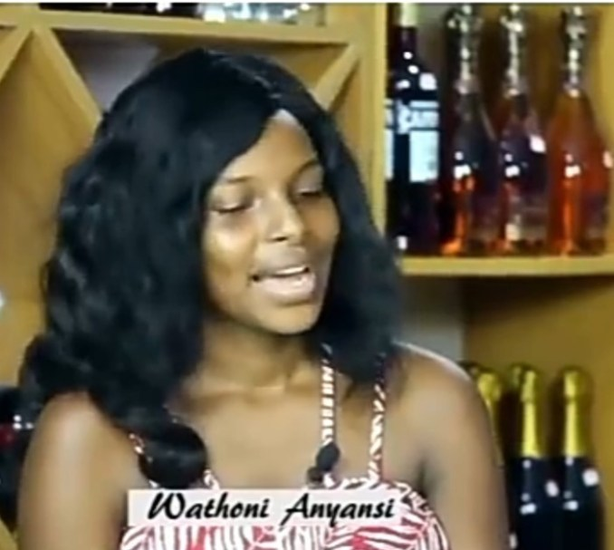 - WATHONI - #BBNaija2020: Wathoni speaking on how she got pregnant as a virgin at 23 before the show (Watch Video)