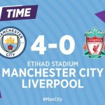 Manchester City 4 – 0 Liverpool [Premier League] 2019/2020 Goals Highlights