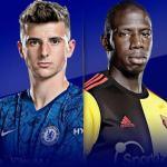 Watch Live: Chelsea Vs Watford (Stream now)
