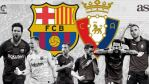 Watch Live: Barcelona Vs Osasuna (Stream Now)