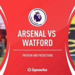 Watch Live: Arsenal Vs Watford (Stream Now)