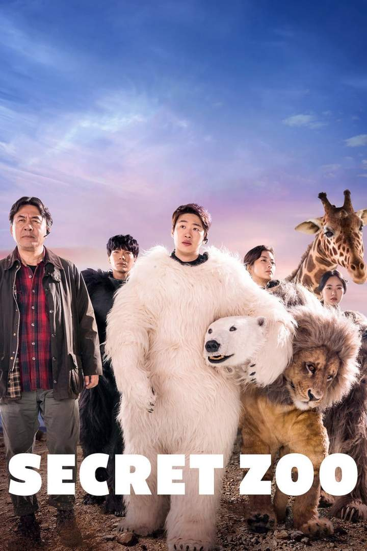 Secret Zoo (2020) [Korean Movie] mp4 download