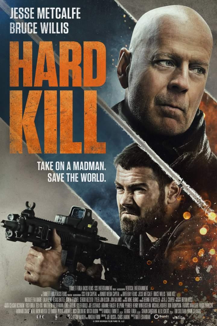 Hard Kill (2020) mp4 download