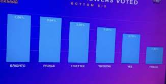 #BBNaija2020: Here's how viewers voted for their favourite housemates this week (PHOTO)
