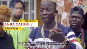 Agba Yahoo Part 2 Latest Comedy Yoruba Movie 2020