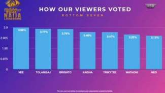 #BBNaija2020 eviction: See how Nigerians voted for favorite housemates (Photos)