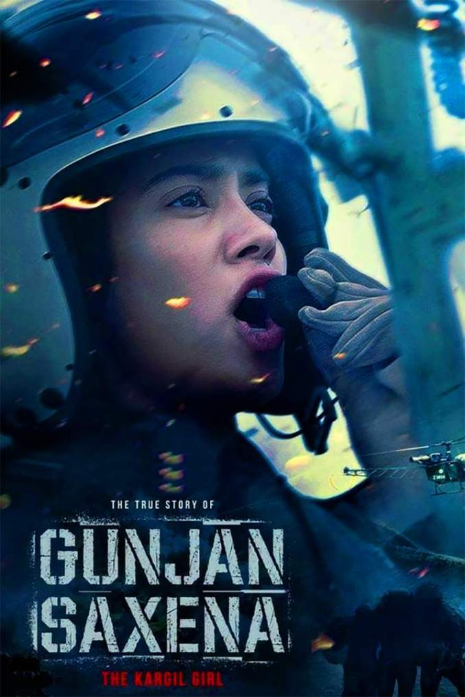 Gunjan Saxena: The Kargil Girl (2020) [Indian]
