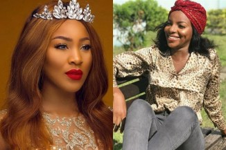 #BBNaija2020: Erica Slams Wathoni; Tells Her She Has A Son At The Age Of 29 But Acts Childish