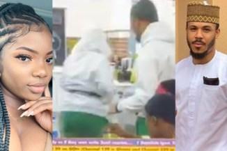 #BBNaija2020: Watch How Dorathy Snubbed Ozo When He Tried Talking To Her (Video)
