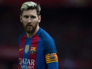 Transfer: Man City offer Barcelona three players, €100m in exchange for Messi