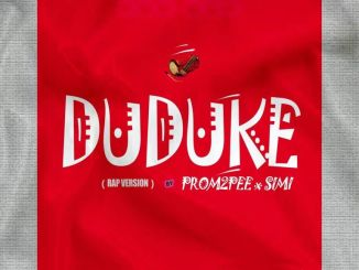 Simi – Duduke (Rap Version) Mp3