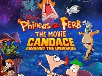 Phineas and Ferb the Movie: Candace Against the Universe (2020) mp4 download