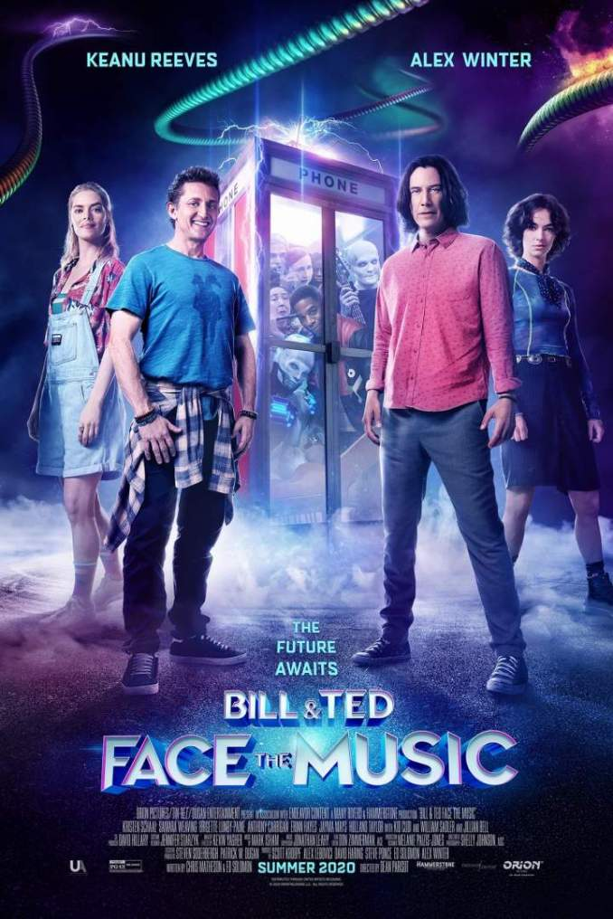 Bill & Ted Face the Music (2020) mp4 download