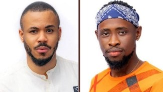 #BBNaija: Trickytee And Ozo Were Evicted From The Big Brother House