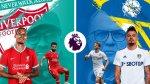 STREAM LIVE: Liverpool Vs Leeds United [Watch Now] Premier League 2020/2021