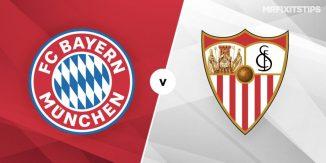 STREAM LIVE: Bayern Munich Vs Sevilla [Watch Now] UEFA SUPER CUP 2020