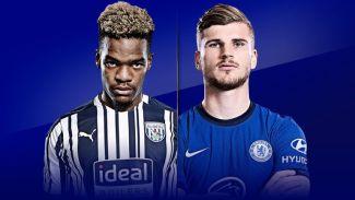 STREAM LIVE: West Bromwich Vs Chelsea [Watch Now] Premier League 2020/2021