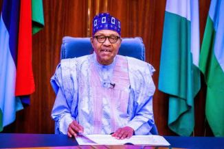 Watch President Buhari Officially Address The End Sars Protest and Complains (Full Video)