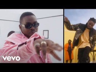 Olamide Ft. Omah Lay Infinity video