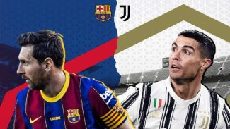 STREAM LIVE: Barcelona Vs Juventus [Watch Now] Champions League 2020/2021