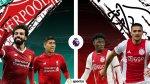 STREAM LIVE: Liverpool Vs Ajax [Watch Now] Champions League 2020/2021