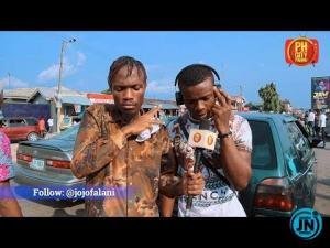 COMEDY VIDEO: Jojo Falani - Is This How Olakira Sang 'maserati'?