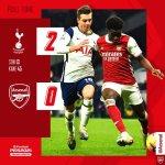 DOWNLOAD: Tottenham vs Arsenal 2-0 – Highlights