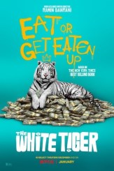 Movie: The White Tiger (2021)