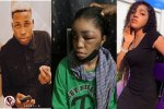 BREAKING: Lil Frosh Has Been Arrested & Detained Again by The Police For Beating Her Girlfriend (Video)