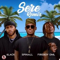 MP3: DJ Spinall ft. Fireboy DML & 6lack – Sere (Remix)