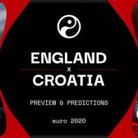 LIVE STREAM: England Vs Croatia #ENGCRO #EURO2020