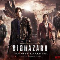 Resident Evil: Infinite Darkness Season 1 Episode 1 – 4