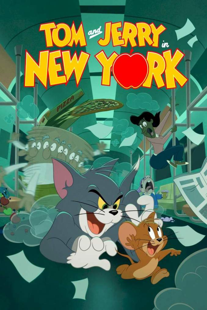 download tom and jerry in new york season 1 episode 1  7