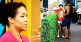 #BBNaija: Pere Disappointed As Maria Rejects Him [Watch Video]