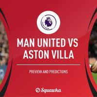 LIVE STREAM: Manchester United Vs Aston Villa [PREMIER LEAGUE] Watch Now