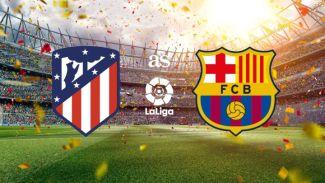 LIVE STREAM: Atletico Madrid Vs Barcelona [La Liga] Watch Now