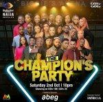 #BBNaija2021: Shine Ya Eye Final The Champions Party – Live Stream (Watch Now)