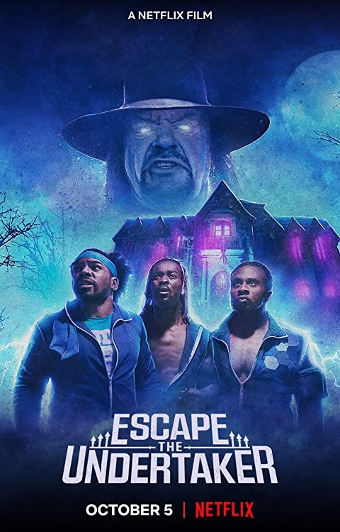 Escape the Undertaker (2021) – Hollywood Movie Download
