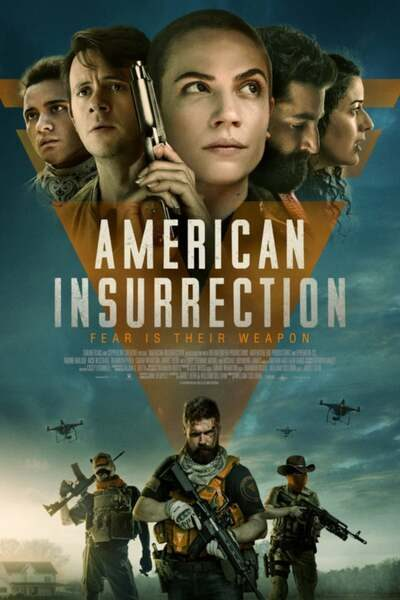 American Insurrection (2021) – Hollywood Movie Download