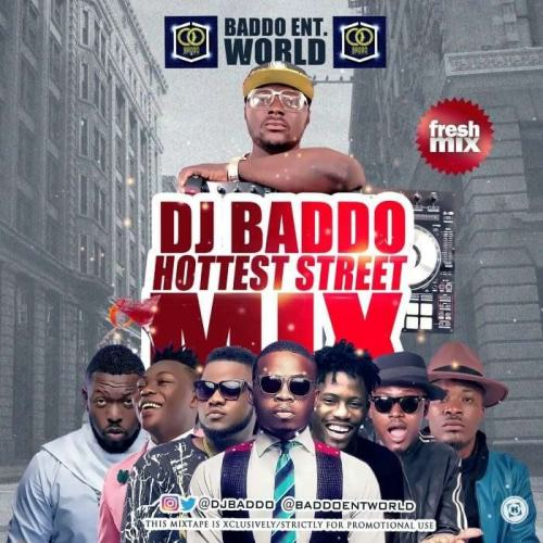 Dj Baddo - Hottest Street [MixTape]