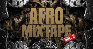 Dj Milly - AFRO Mixtape