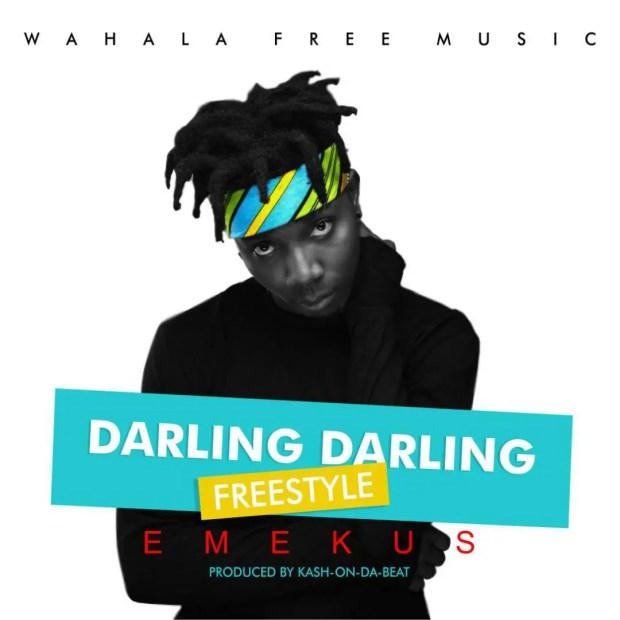 Emekus - Darling Darling [AuDio]